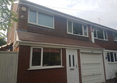 Flat Roof Conversion – Bearwood