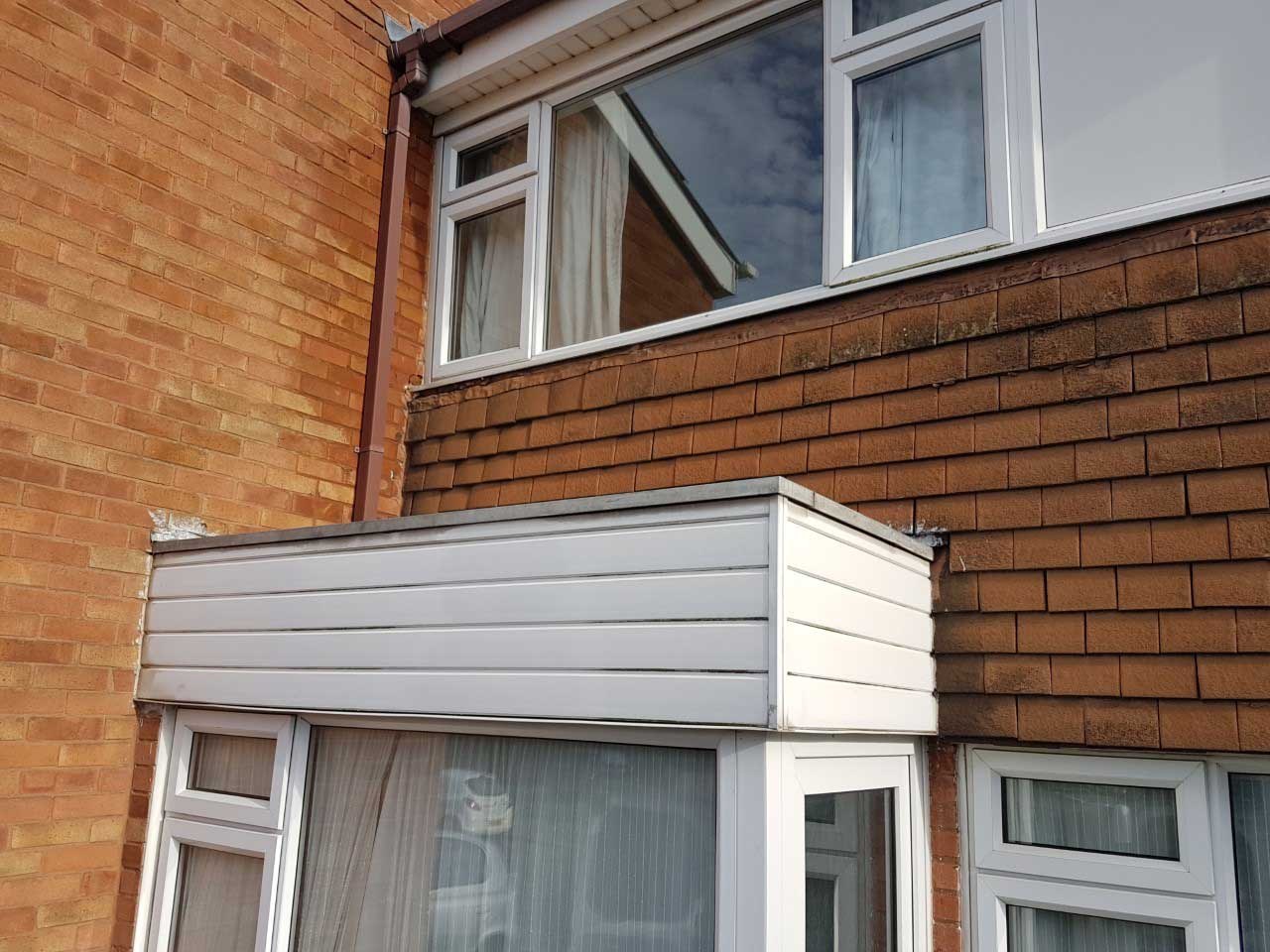 Flat-Roof-Conversion-Hamstead-Birmingham-Before