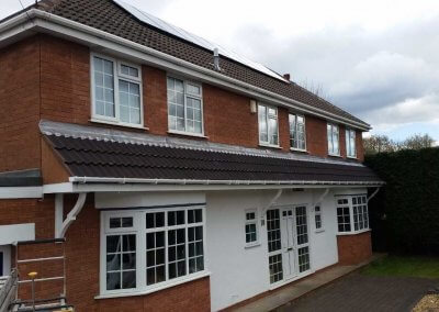 Flat Roof Conversion – Sutton Coldfield
