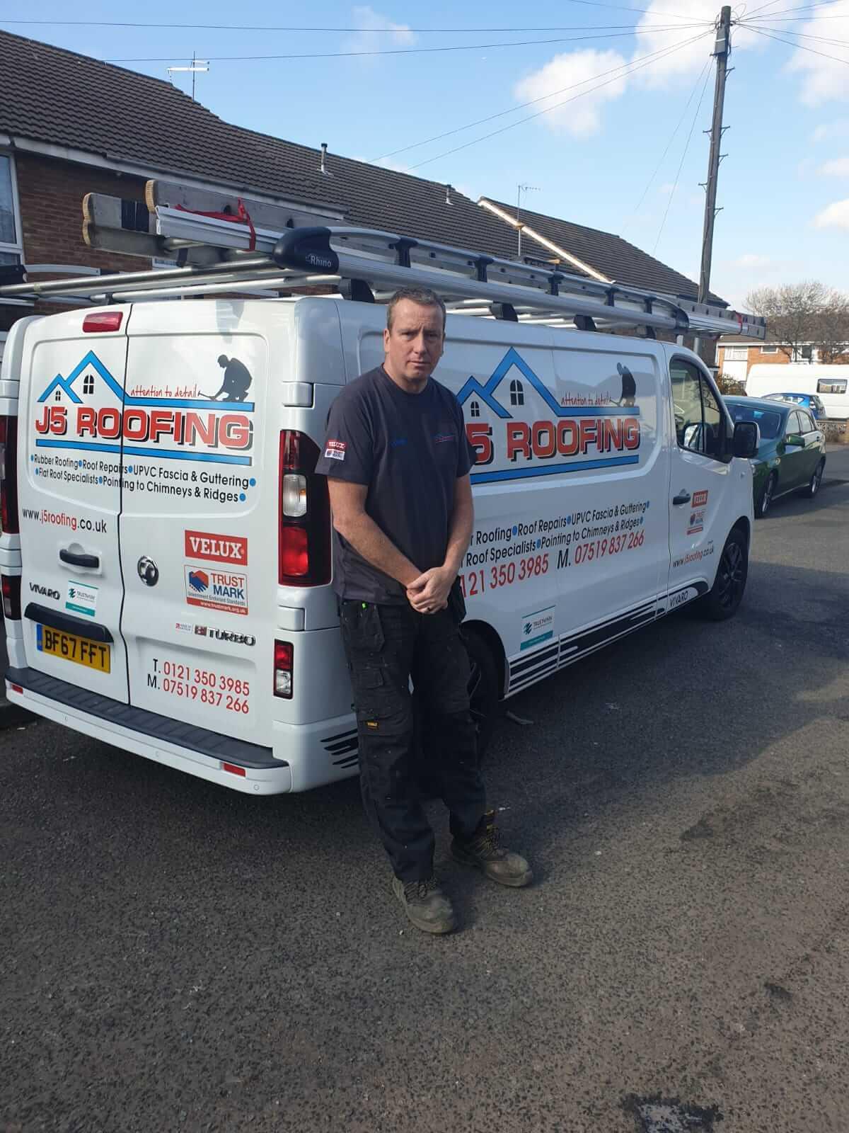J5 Roofing Contractors Birmingham