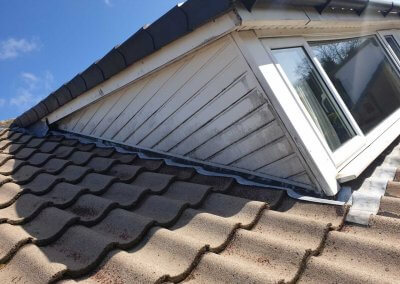 Lead Lined Dormer Repair – Sutton Coldfield