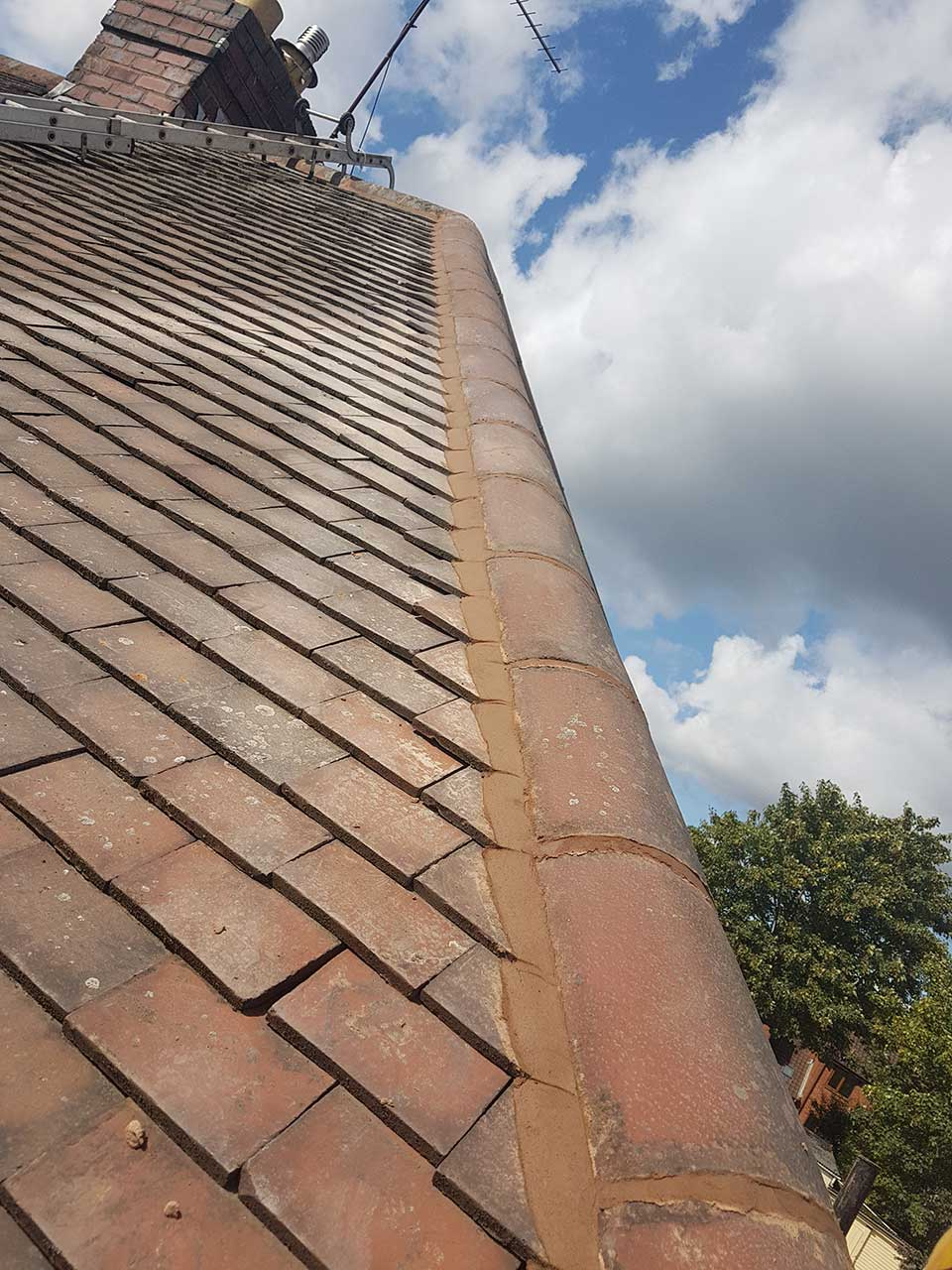Roof-Ridge-Repointing-Sutton-Coldfield