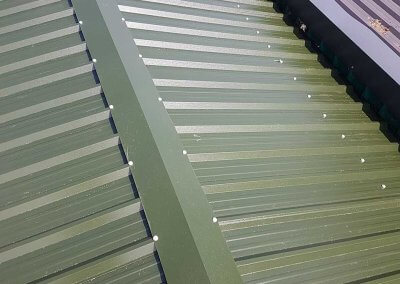 Asbestos to Metal Corrugated Roof – Great Barr 2