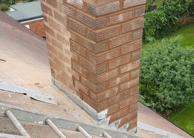 Chimney Pointing – Great Barr