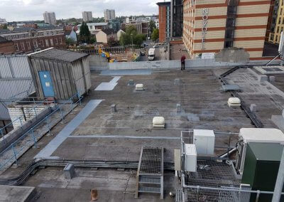 Flat Roof Repair & Waterproofing – Birmingham