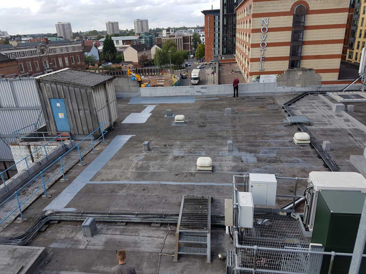 flat-roof-repair-birmingham-city-center