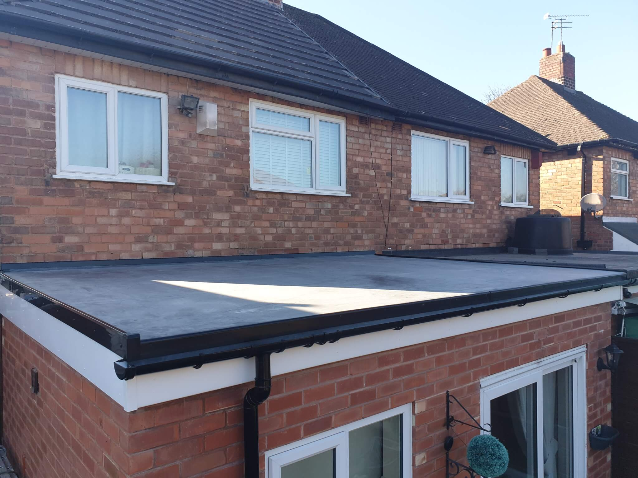 Rubber Roofing & EPDM | J5 Roofing