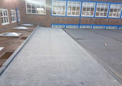 School Rubber Roof – Great Barr