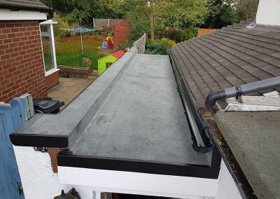 Rubber Roof – Walmley Sutton Coldfiled